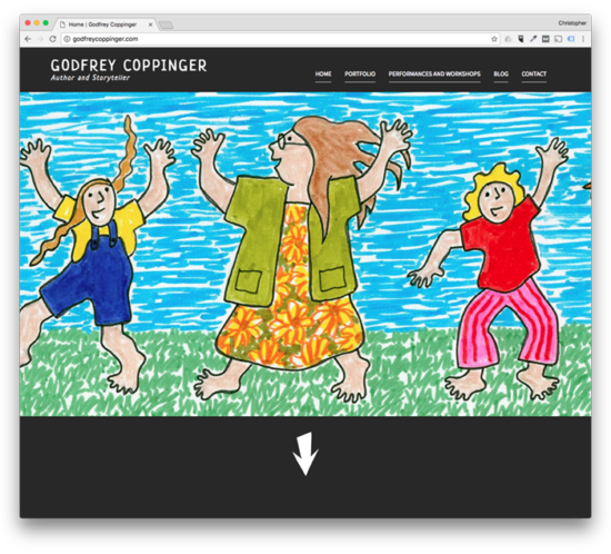 Web Design: Godfrey Coppinger