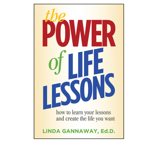 TheChatterBox Guys Book Design: The Power of Life Lessons by Linda Gannaway