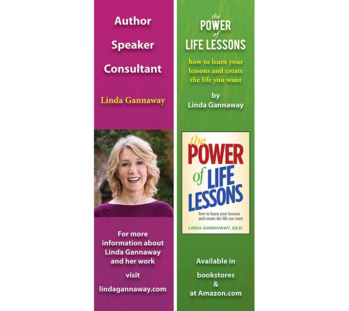 TheChatterBox Guys Graphic Design: The Power of Life Lessons by Linda Gannaway