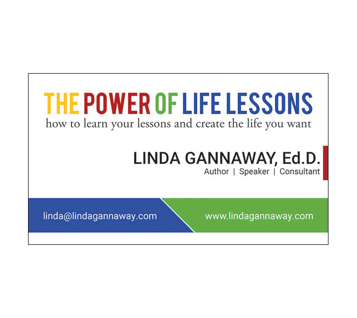 TheChatterBox Guys Graphic Design: Linda Gannaway Business Cards